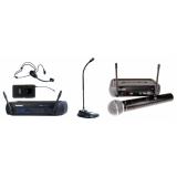 orçamento de aluguel de microfone para congressos Aricanduva