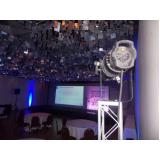 locação de iluminação para eventos